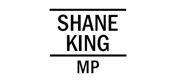 Shane King MP